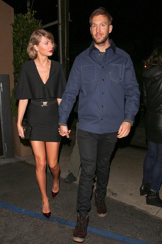 Pár to zkouší do třetice (snad) všeho dobrého. Poprvé se údajně rozešli kvůli zpěvačce Taylor Swift.