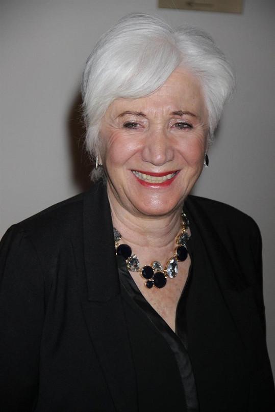 Oscarová herečka zemřela v 89 letech.