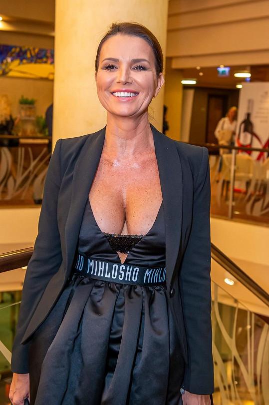 Silvia Lakatošová ví, kde jsou její přednosti.