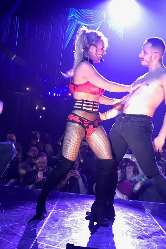 Britney a její show Piece of Me