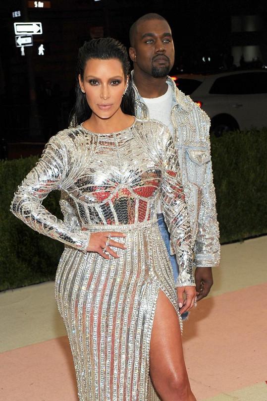 Kanye West je zřejmě hodně žárlivý jedinec...