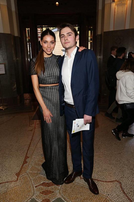 Denisa Domanská chystá svatbu s partnerem Jakubem.