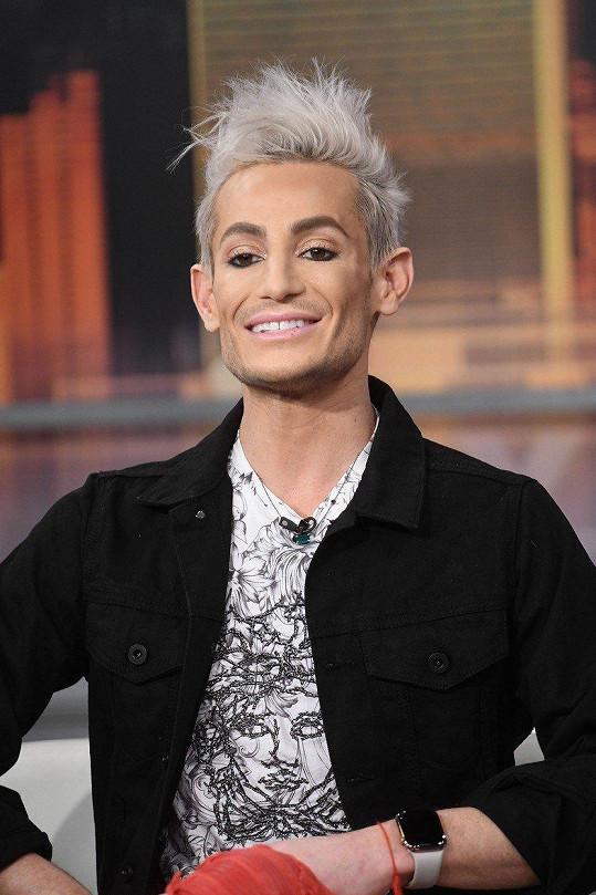 Frankie Grande je především tanečníkem, úspěšný je ale i v internetovém světě.