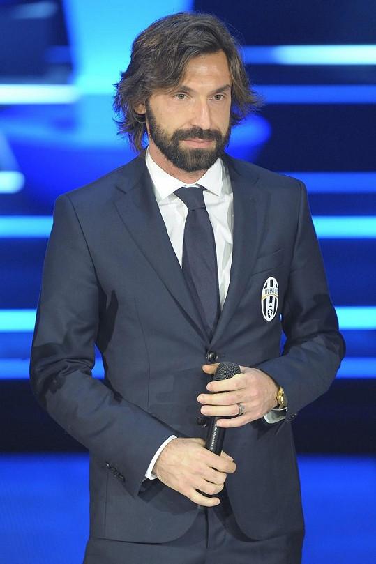 Andrea Pirlo se s Deborah rozvedl poté, co se provalila jeho milostná aféra s modelkou.