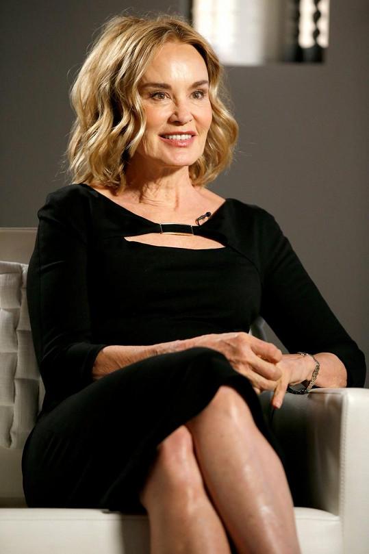 Jessica Lange zraje jako víno.