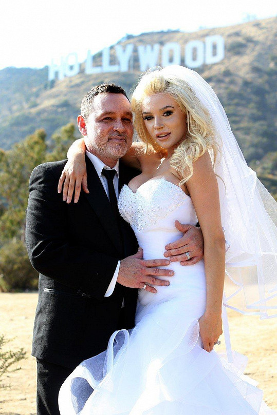 Courtney Stodden s Dougem Hutchisonem