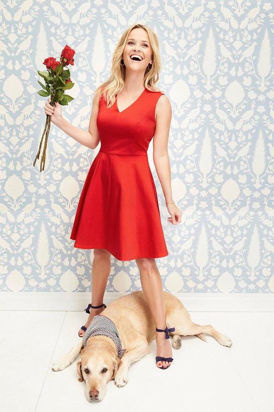 Reese ve valentýnské kolekci