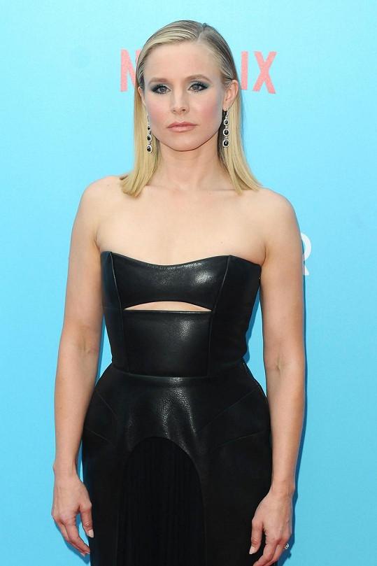 Kristen Bell šetří jako divá a je velkou milovnicí slevových kupónů.