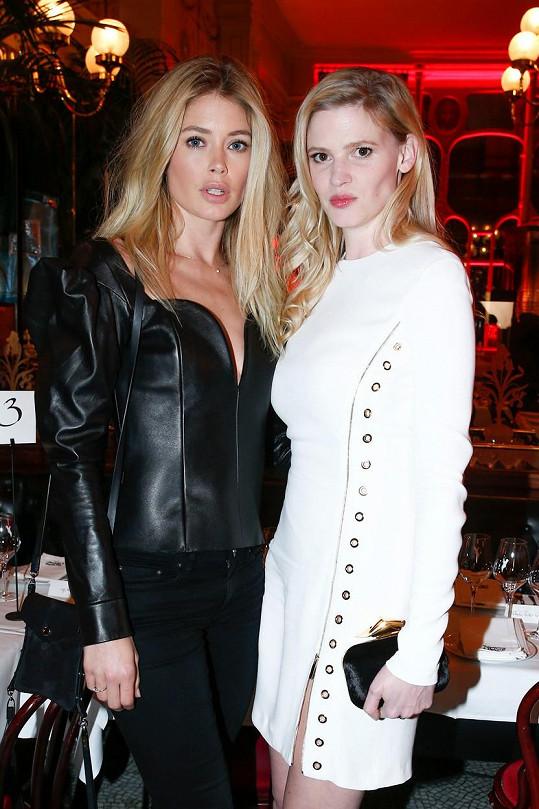 Lara a Doutzen jsou nejslavnějšími holanskými modelkami.