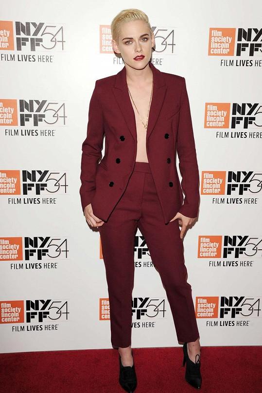 Kristen Stewart na filmovém festivalu