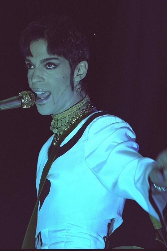 S Princem měl mít poměr. Prohlášení následně Boy George začal vyvracet.