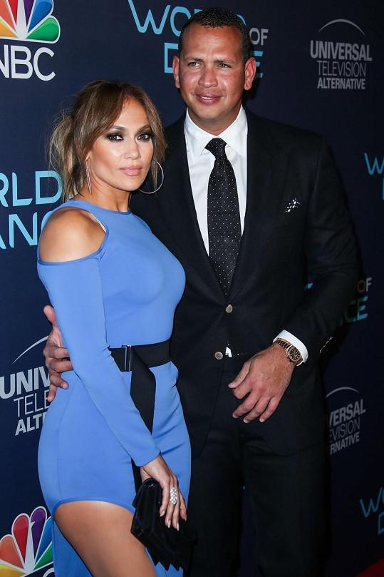 Jennifer Lopez se zasnoubila popáté, s Alexem Rodriguezem ji čeká čtvrtá svatba.
