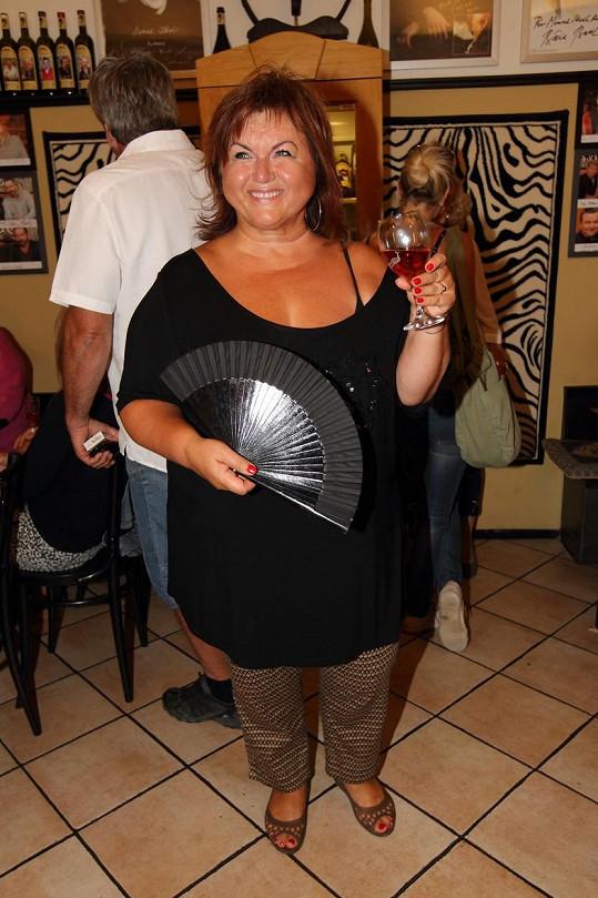 Takhle zpěvačka vypadala před dietou...