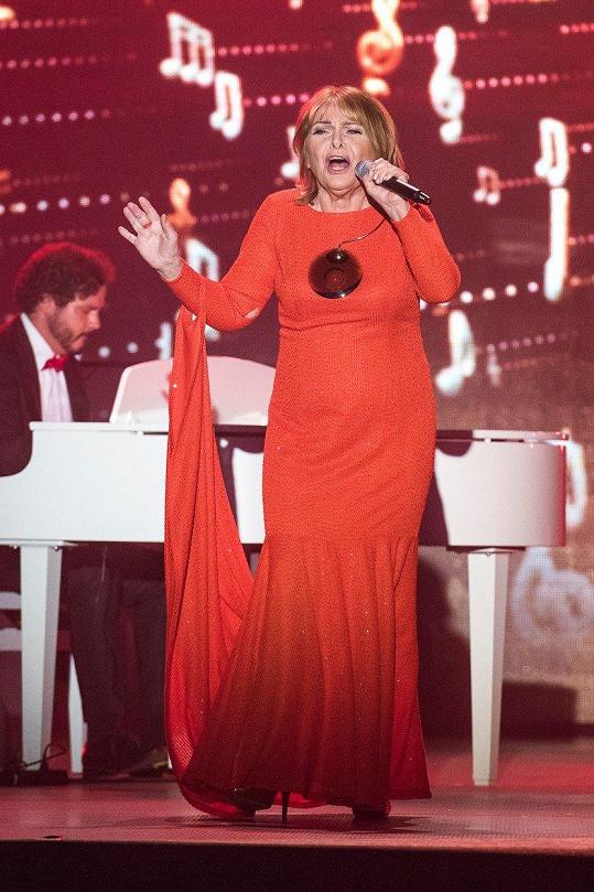 Kocianová patřila k oblíbeným slovenským zpěvačkám.