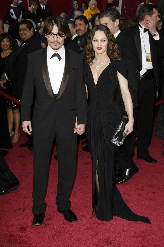 Johnny Depp a Vanessa Paradis tvořili pár 14 let. Nikdy se nevzali.