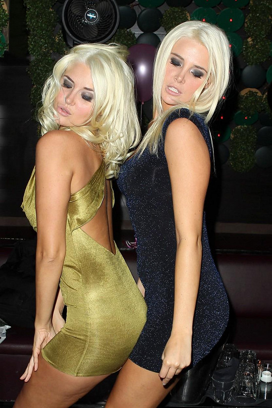 Karissa a Kristina Shannonovy se proslavily pózováním pro Playboy.
