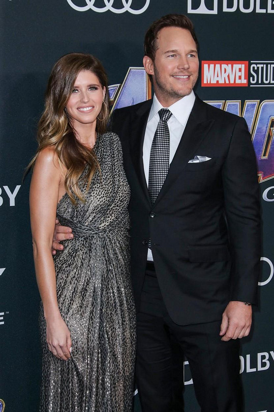 Katherine Schwarzenegger a Chris Pratt přivítali přírůstek do rodiny.