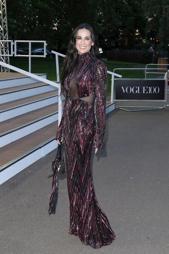 Demi Moore vypadá pořád skvěle.