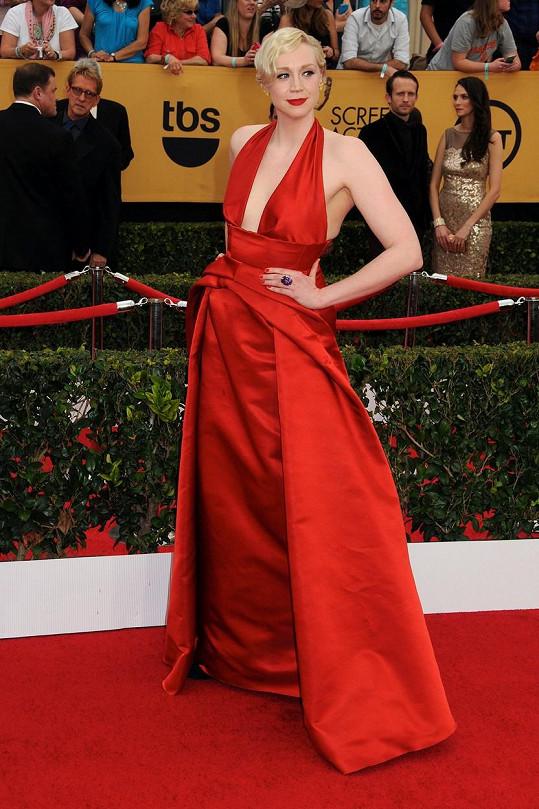 Gwendoline Christie na SAG Awards