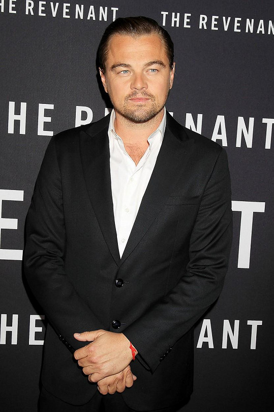 Ani Leonardo DiCaprio vzdělání moc nedal, nechal školy mezi 16. a 17. rokem.