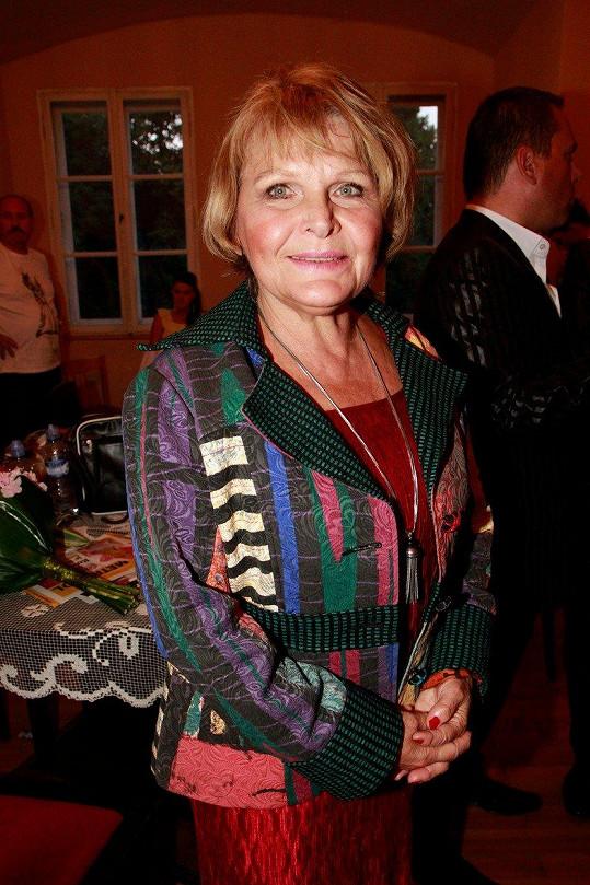 Jana Kocianová podlehla rakovině.