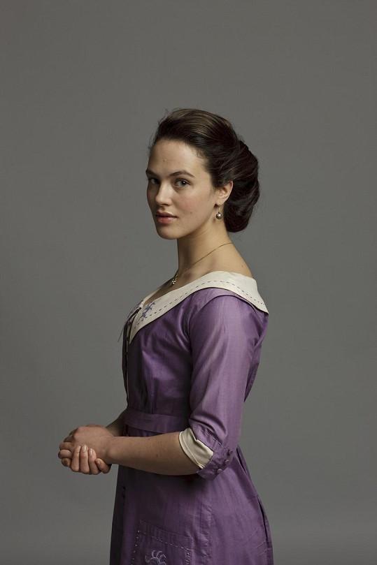 Fanoušci herečku znají především z role Lady Sybil Crawley v populárním seriálu Panství Downton.