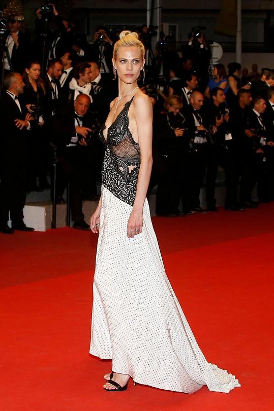 Francouzská modelka Aymeline Valade (32)
