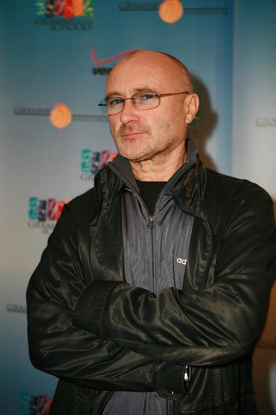 Phil Collins se usídlí na Floridě.