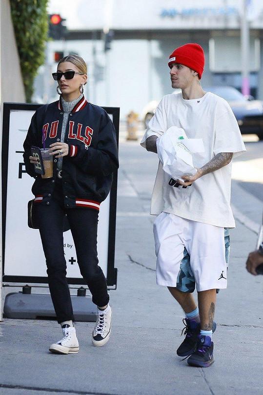 Modelčin manžel, zpěvák Justin Bieber, trpí depresemi.