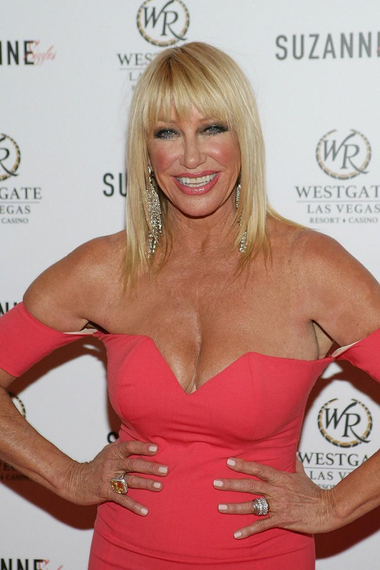 Suzanne Somers v Las Vegas