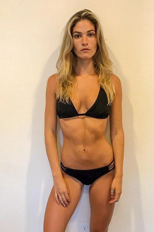 Sexton je Playboy modelkou.