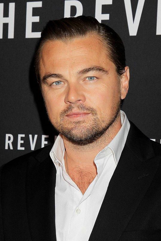 Leonard DiCaprio je také bez hvězdy.