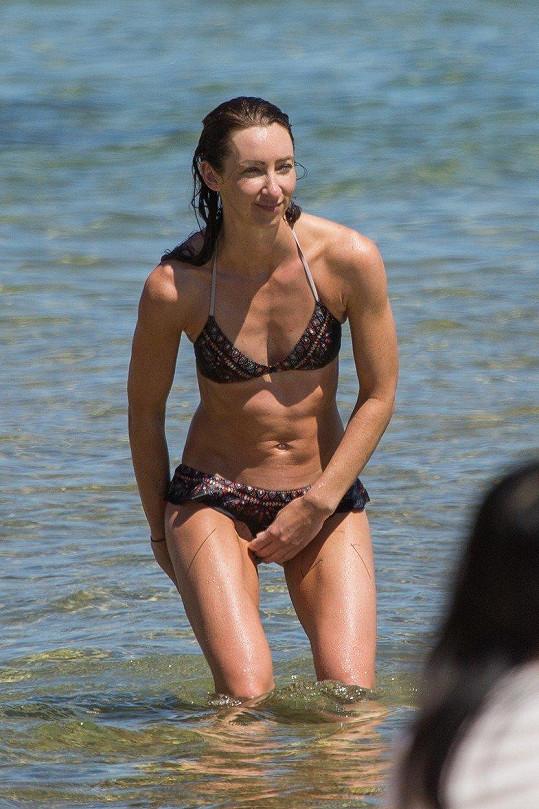 Z účinkujících reality show Gogglebox se rázem stávají lokální národní celebrity, stejně jako z této Australanky.