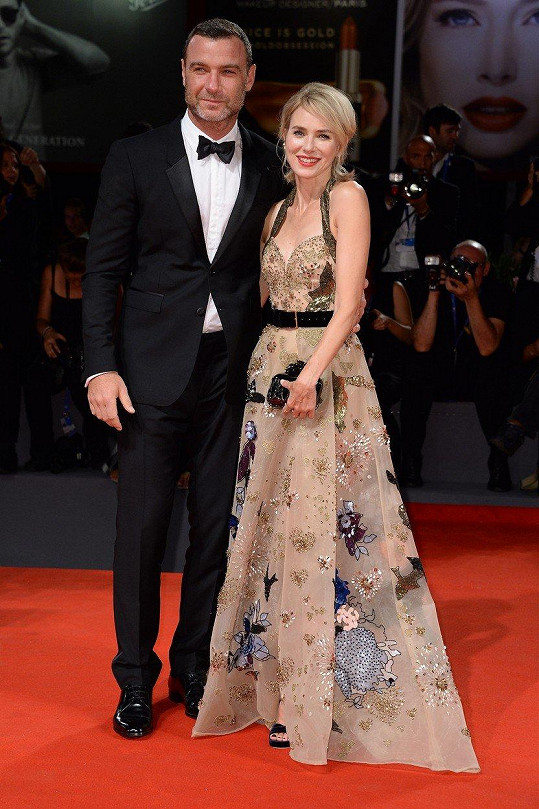 Manželství Lieva Schreibera a Naomi Watts vydrželo 11 let.