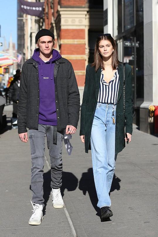 Společně mají syna Presleyho a dceru Kaiu.