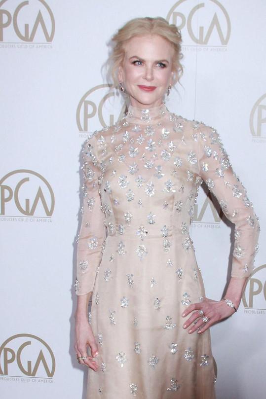 Nicole Kidman na Producers Guild Award