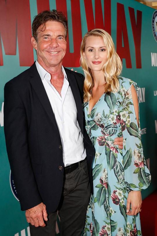 Dennis Quaid s Laurou Savoie se prý do roka chtějí vzít.
