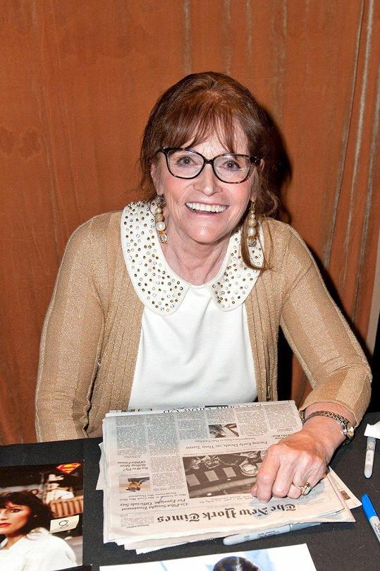 Margot Kidder v roce 2015