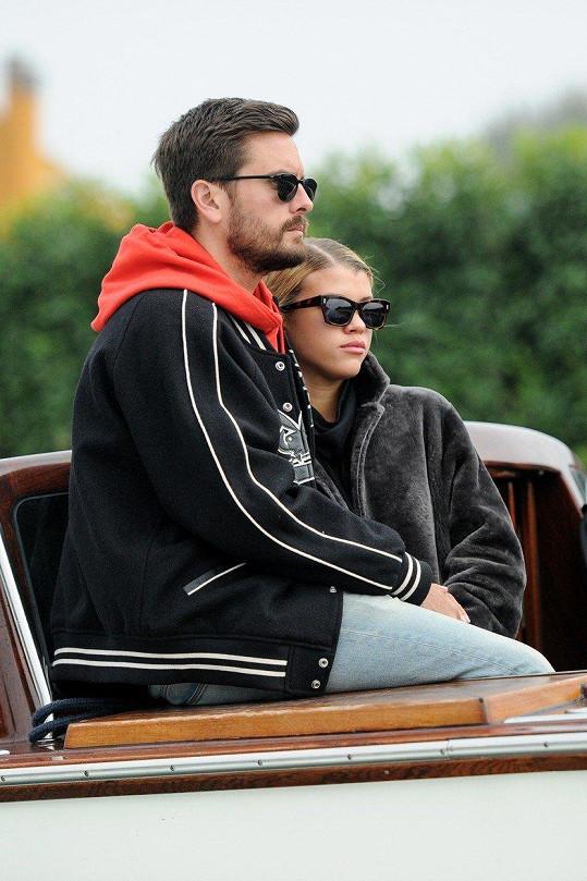"""Teď jsou ti dva před """"zlým světem"""" schovaní v italských Benátkách a je jim tam fajn."""