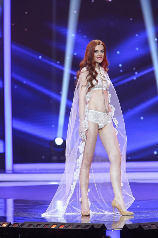 Miss Slovensko Hana Závodná