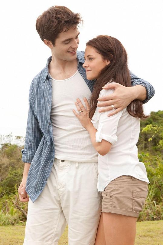 Jako Bella a Edward