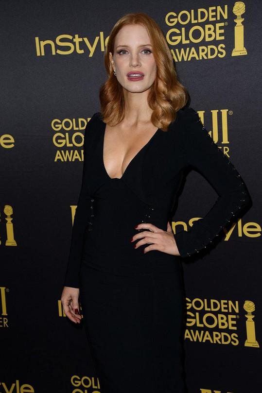 Jessica Chastain patří k nejobdivovanějším hvězdám Hollywoodu.