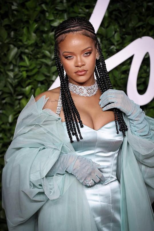 Rihanna bude vždy Rihanna.