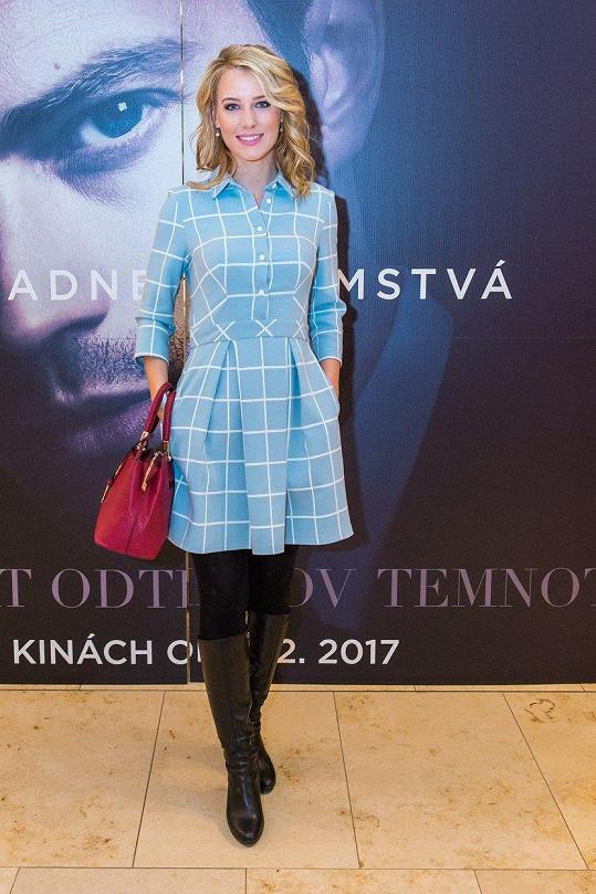 Dana Čapkovičová prozradila radostnou zprávu, je v 5. měsíci těhotenství.