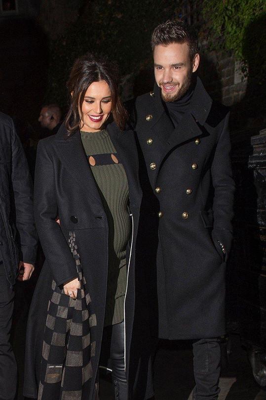 Cheryl Cole a Liam Payne dlouho tajili, že čekají dítě. Zprávu o narození syna Beara však zveřejnili.