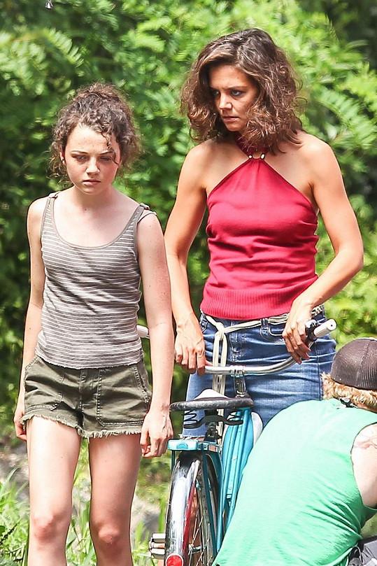 Hereččinu dceru si zahraje sedmnáctiletá Stefania Owen.