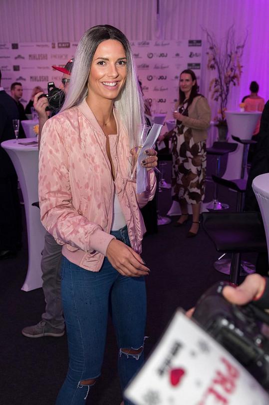 Soňa Skoncová patří mezi oblíbené slovenské moderátorky.