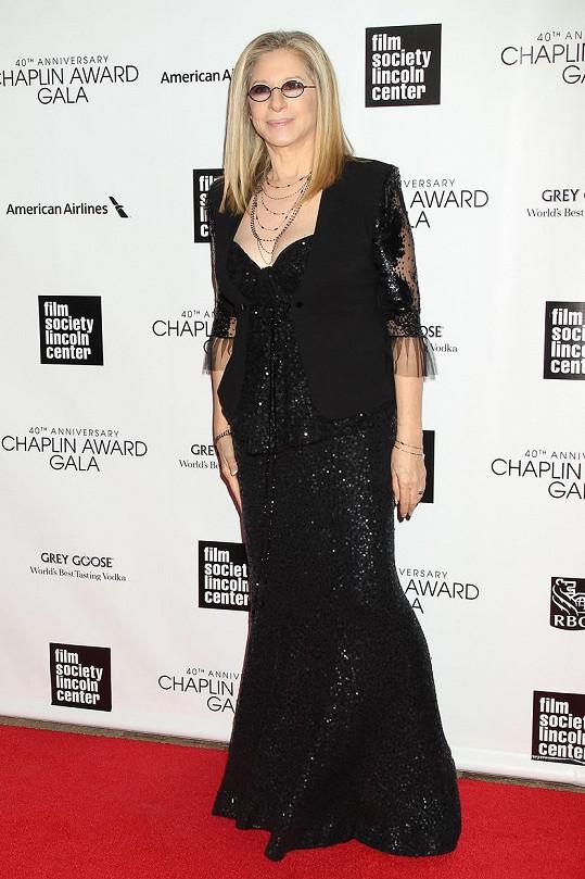 Barbra Streisand promluvila o filmu Zrodila se hvězda s Lady Gagou.