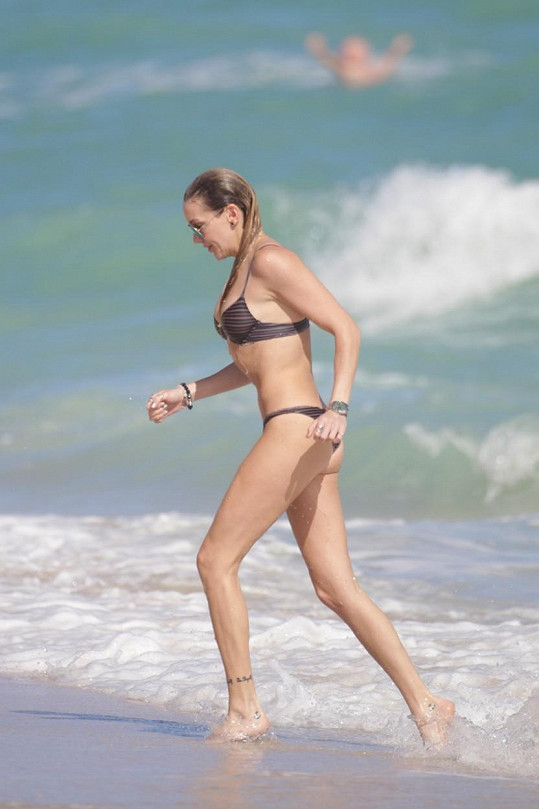 Takhle se Katie předvedla v Miami.