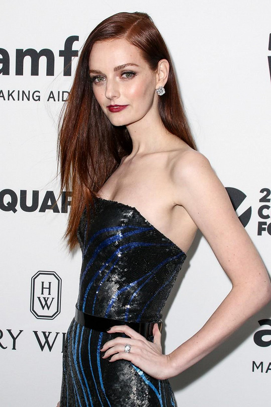 Lydia Hearst je modelkou, herečkou, bloggerkou a navíc i dědičkou pohádkového jmění.